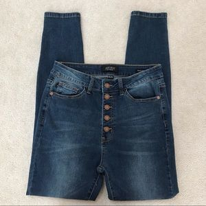 Judy Blue High Rise Skinny Fit Jeans